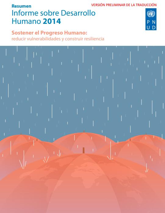 Informe sobre desarollo humano 2014