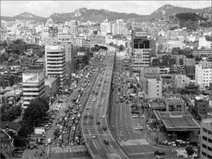 Cheonggyecheon-antes