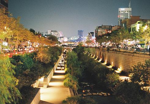 Cheonggyecheon-hoy