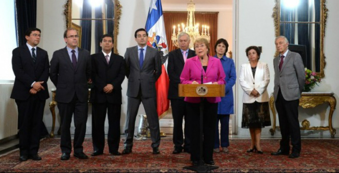bachelet-plan-sequia